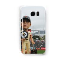 Buster Posey MVP at AT&T Park Samsung Galaxy Case/Skin
