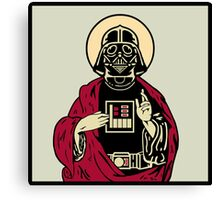Father Vader Canvas Print