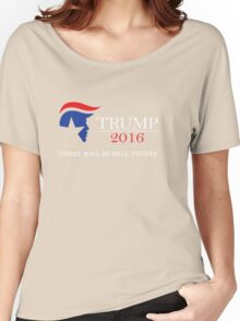 Trump 2016! Women's Relaxed Fit T-Shirt