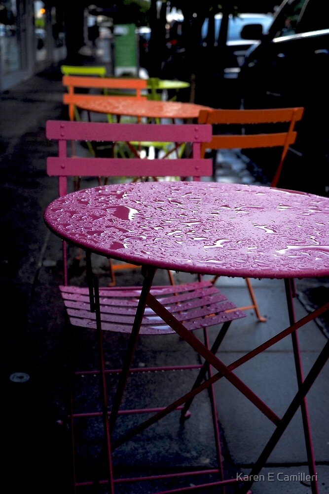 Wet Sunday by Karen E Camilleri