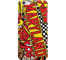 Maryland Collage iPhone Case/Skin