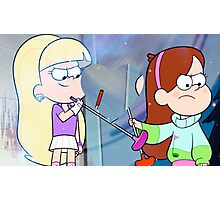 Mabel and Pacifica 2 Photographic Print