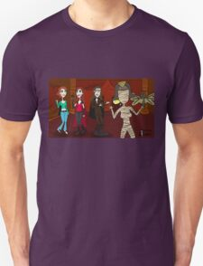 Vampires Need Love Too! - UnDead Blues Music Arena patrons Unisex T-Shirt