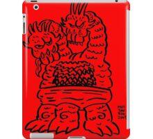 DAIKAIJU SULTANA iPad Case/Skin