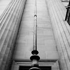 Masonic Temple B&amp;W - Brisbane CBD by Jordan Miscamble