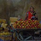 market 1 by William  Stanfield