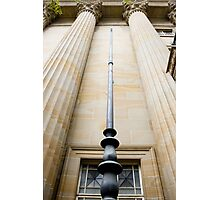 Masonic Temple - Brisbane CBD Photographic Print