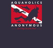 Aquaholics Anonymous  Unisex T-Shirt