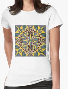 Untitled 071114 Womens Fitted T-Shirt