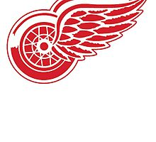 Detroit Red Wings by saulhudson32