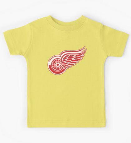 Detroit Red Wings Kids Tee