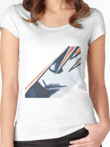 Eyes to the Skye (rework) Women's Fitted Scoop T-Shirt