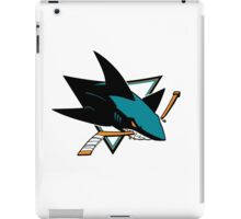 San Jose Sharks iPad Case/Skin