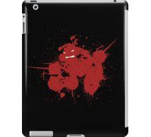 Raph Splat iPad Case/Skin