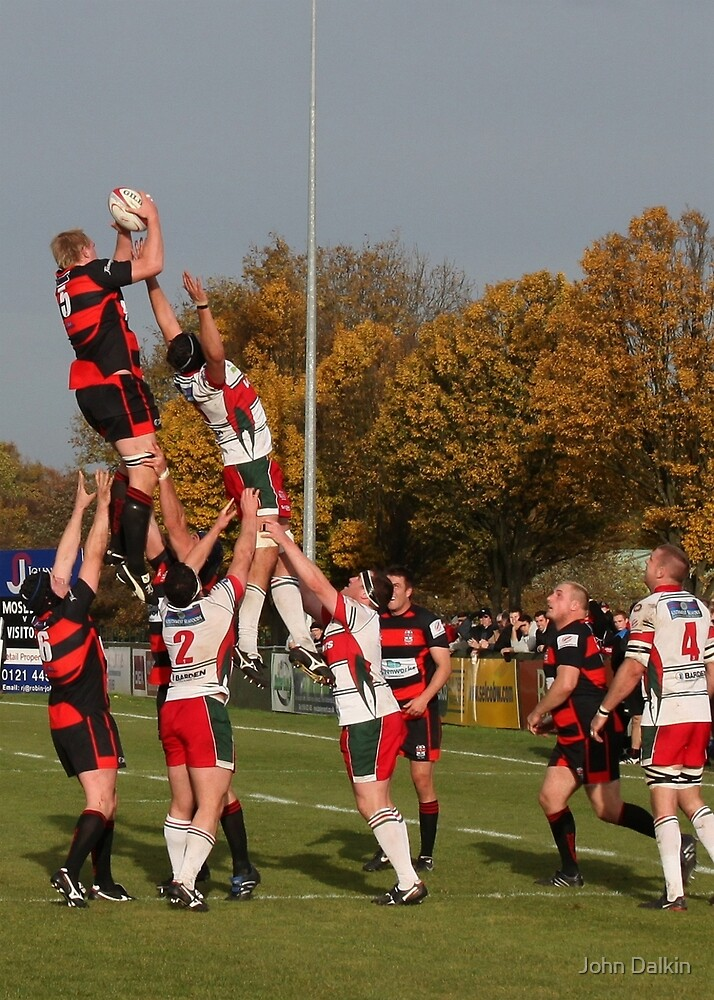 Flying High by John Dalkin