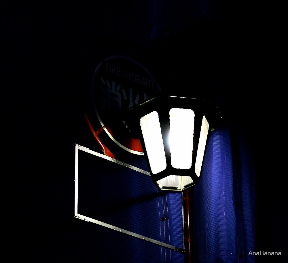 Tokyo light by AnaBanana
