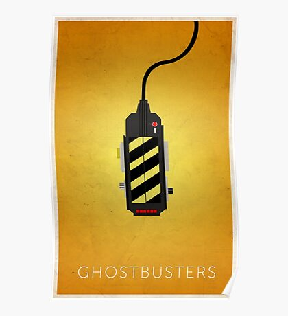 Ghostbusters! Poster