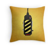 Ghostbusters! Throw Pillow