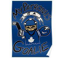 My Patronus is a Goalie (TOR Edition) Poster