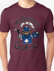 My Patronus is a Goalie (TOR Edition) Unisex T-Shirt