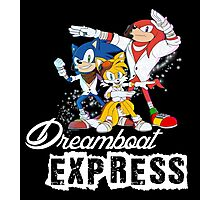 Dreamboat Express Photographic Print