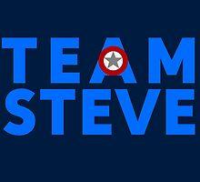 Team Steve by xcommunicato