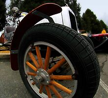 Willys Overland 1922 by Carole-Anne