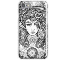 Spirit of the deep ocean iPhone Case/Skin