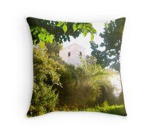 Spring Fresh Alhambra Throw Pillow