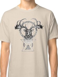The Irish Deer Classic T-Shirt