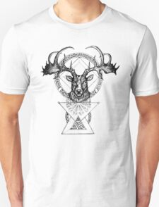 The Irish Deer Unisex T-Shirt