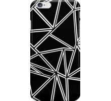 Shattered Ab Zoom iPhone Case/Skin