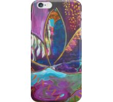 Santosha iPhone Case/Skin
