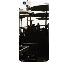Beach Cafe iPhone Case/Skin