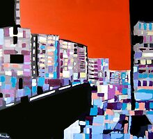city of mine by louma Rabah
