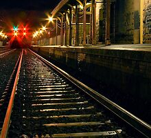 Train Station, Little River, Geelong by peterperfect