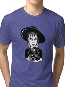 Weird and Unusual Tri-blend T-Shirt