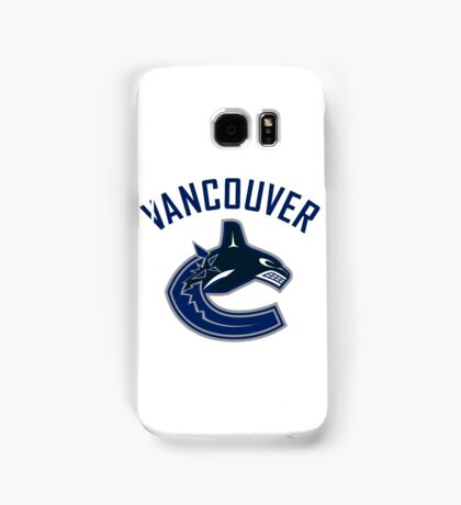 Vancouver Canucks Samsung Galaxy Case/Skin