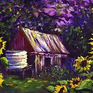 Secret Cottage by Genevieve  Cseh