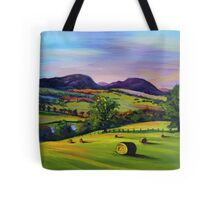 Highland Autumn Tote Bag