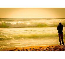 surf photog  Photographic Print