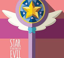 Star vs The Forces of Evil by Zach Roy