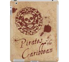 Pirates of the Caribbean Medallion iPad Case/Skin