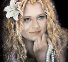 Steffi mermaid by Evgeniya Sharp