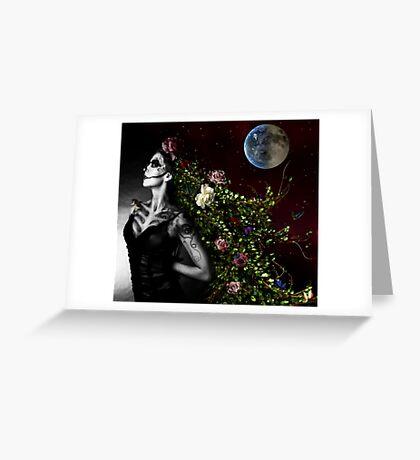 Danse Macabre II Greeting Card