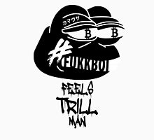 FUKKBOI CLOTHING | FEELS TRILL MAN Men's Baseball ¾ T-Shirt
