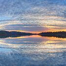 One Moment In Time - Narrabeen Lakes, Sydney (20 Exposure HDR Panoramic) - The HDR Experience by Philip Johnson