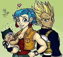 Vegebul Family by BonJiro