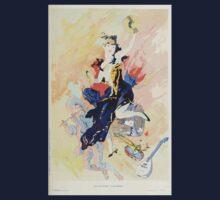 Les Affiches Illustrees 1886 1895 Ouvrage Orne de 64 Ernest Maindron Jules Cheret 1896 0413 Music Baby Tee