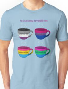 The Amazing Invisibili-teas Unisex T-Shirt